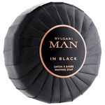 Bvlgari Man In Black Shaving Soap
