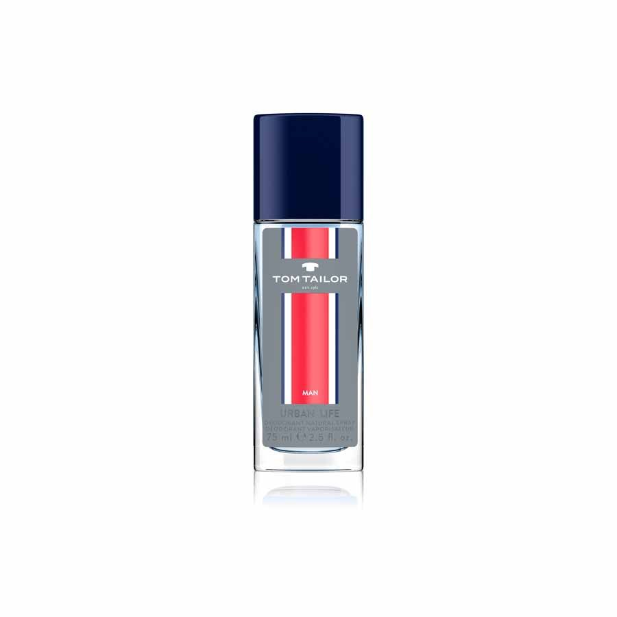Tom Tailor Urban Life Man Deodorant Spray