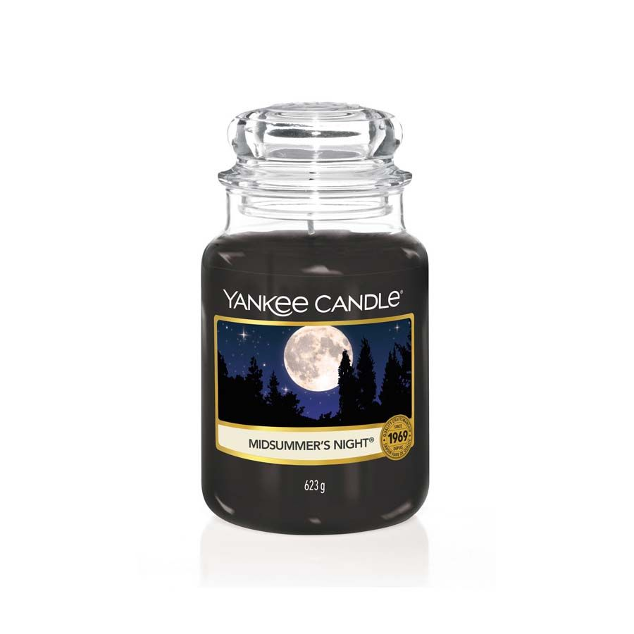 Yankee Candle Midsummer's Night vonná svíčka classic velký