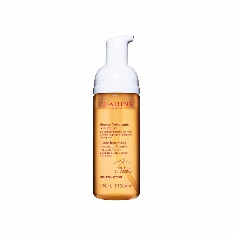 Clarins Gentle Exfoliating Cleansing Mousse