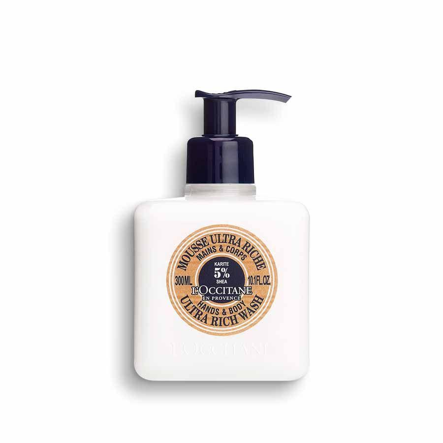 L'Occitane Mýdlo na ruce Bambucké máslo