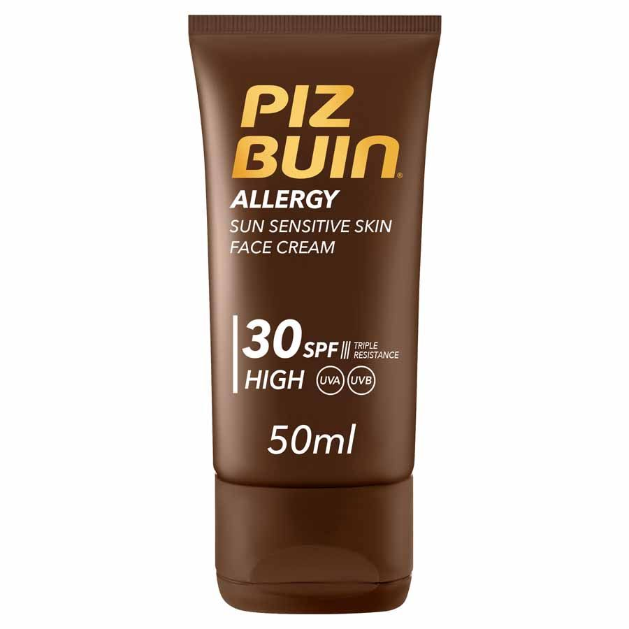 Piz Buin Allergy Face Cream SPF 30