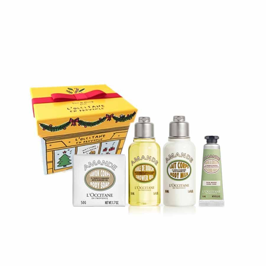 L'Occitane Wholesale XMAS 20 Set Almond