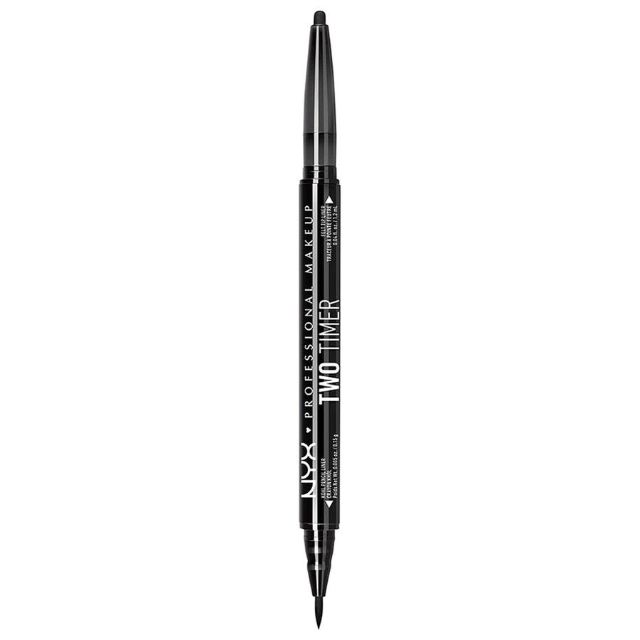 NYX Professional Makeup Two Timer - Dual Ended Eyeliner