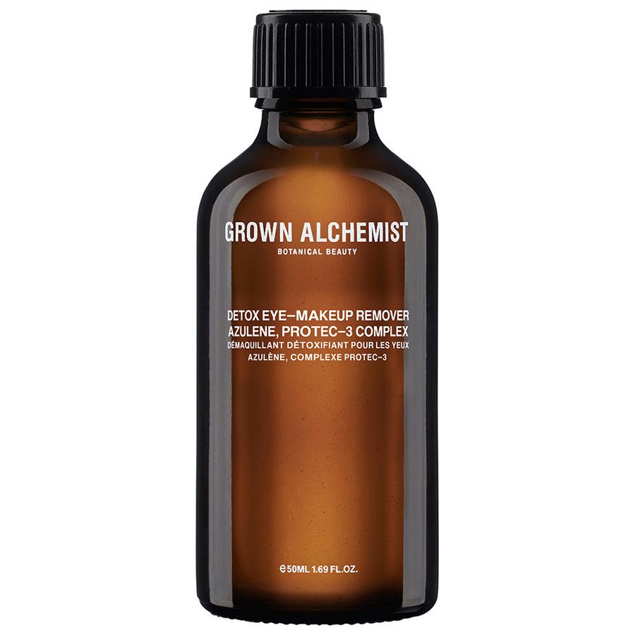 Grown Alchemist Detox Eye-Makeup Remover: Azulene & Tocopherol