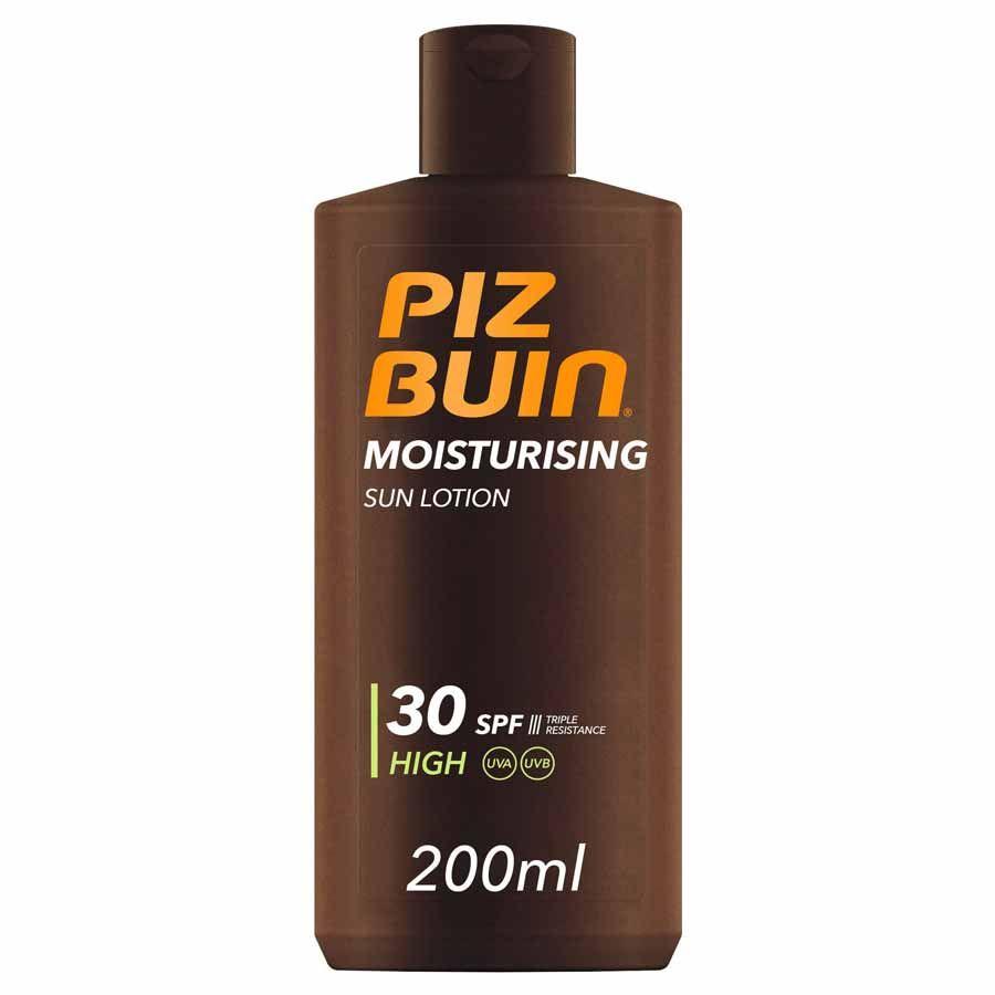 Piz Buin In Sun Moisturising Lotion SPF 30
