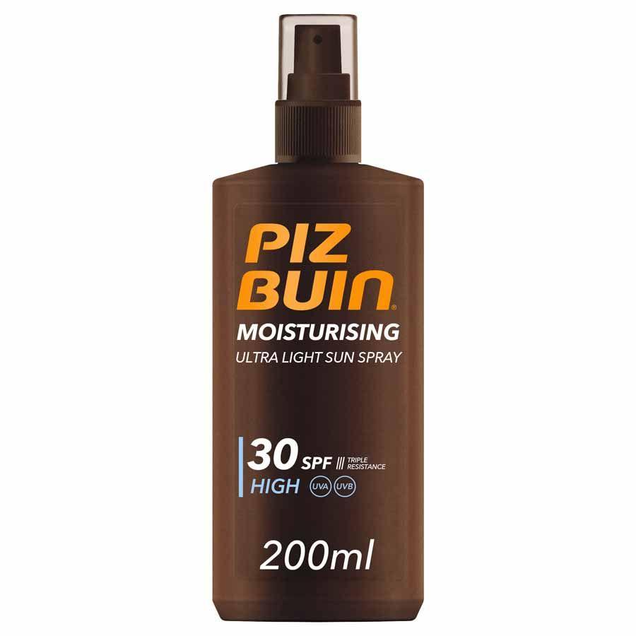 Piz Buin In Sun Moisturising Ultra Light Hydration Spray SPF 30