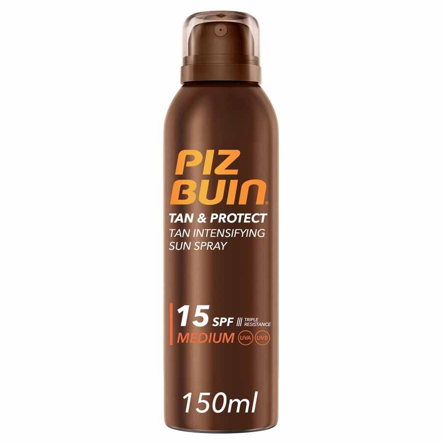 Piz Buin Tan&Protect Spray SPF 15