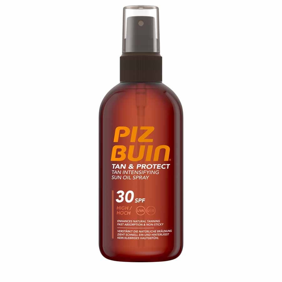 Piz Buin Tan&Protect Oil Spray SPF 30