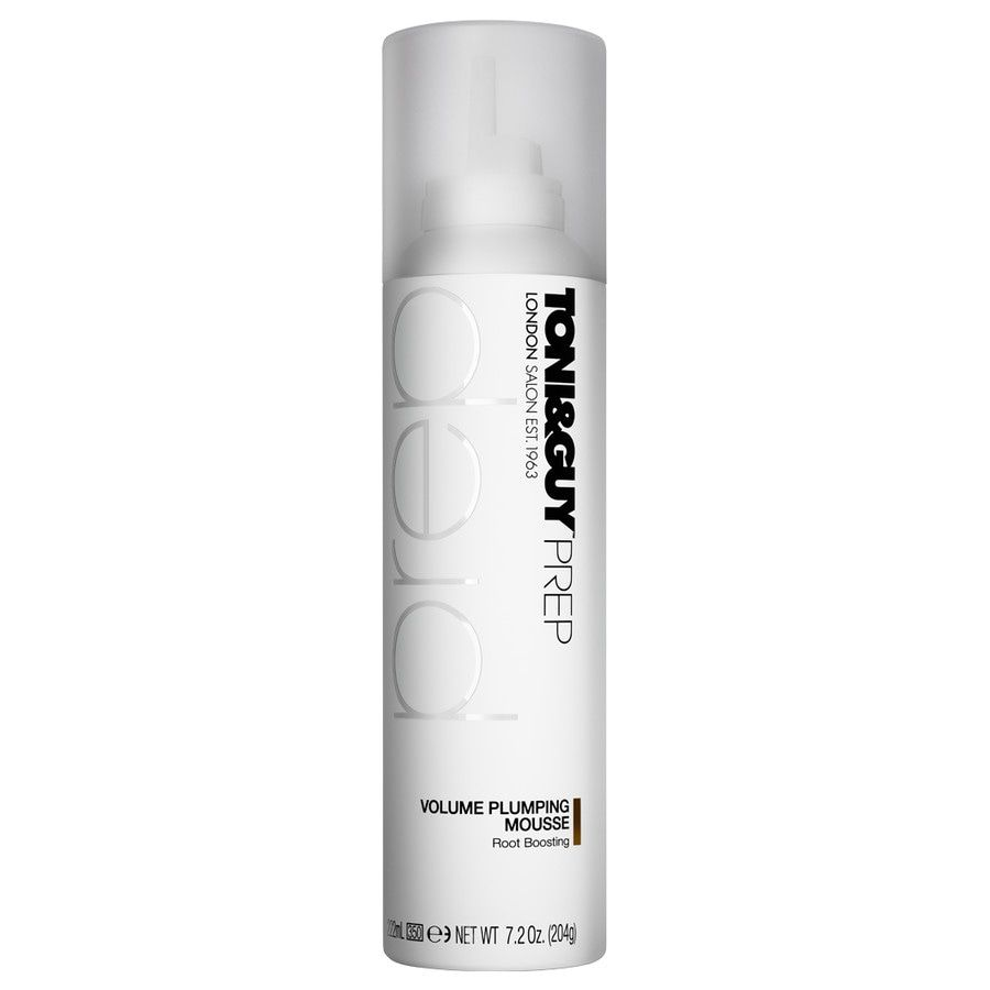 Toni & Guy Prep Volume Plumping Mousse