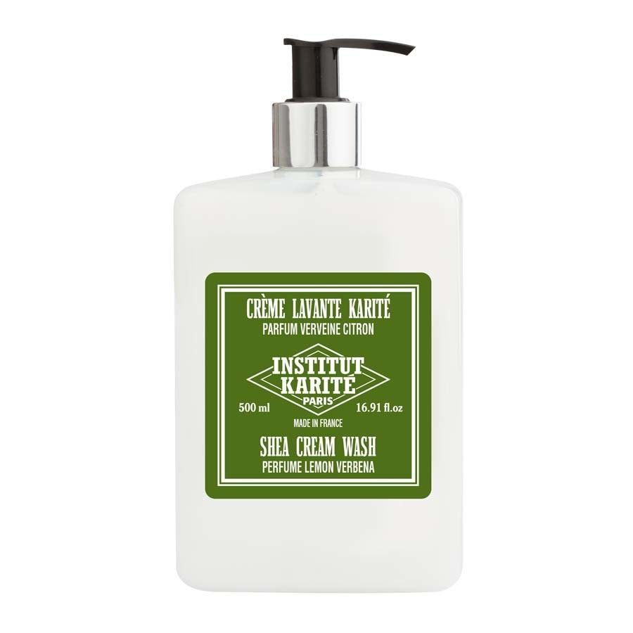 Institut Karité Paris Lemon Verbena Shea Cream Wash