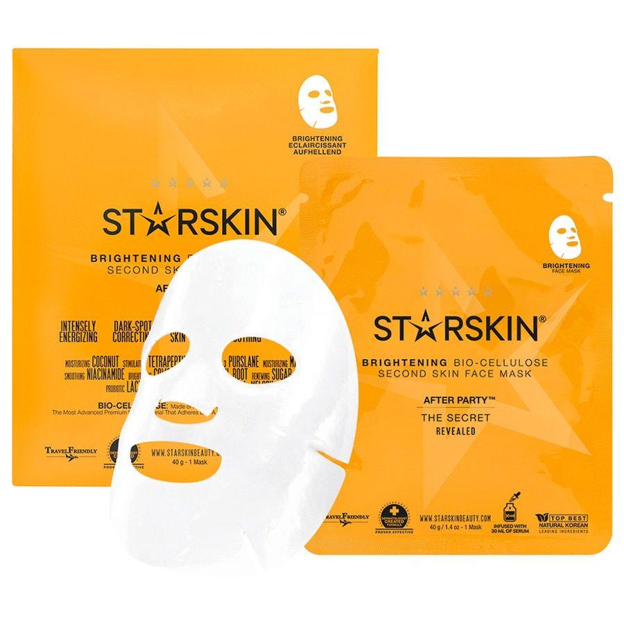 STARSKIN® Bio Cellulose Brightening Facial Mask