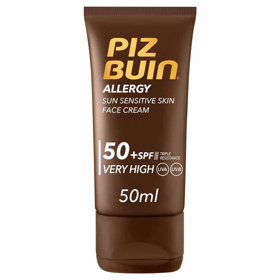 Piz Buin Allergy Face Cream SPF 50+