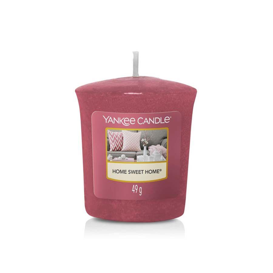 Yankee Candle Home Sweet Home vonná svíčka votivní