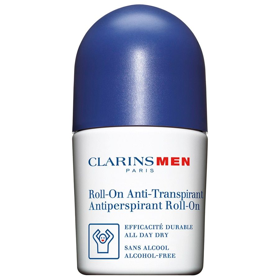 Clarins Deodorant Roll-On