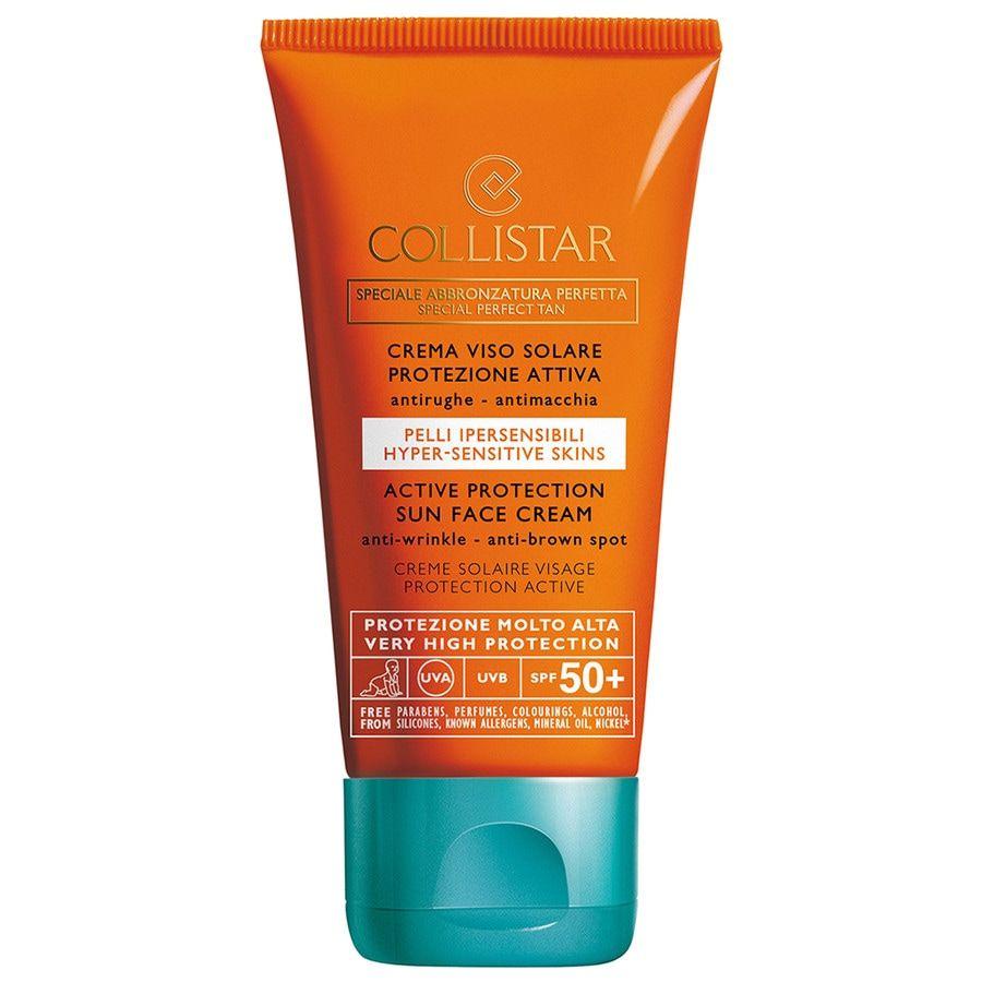Collistar Active Protection Sun Face Cream SPF 50+