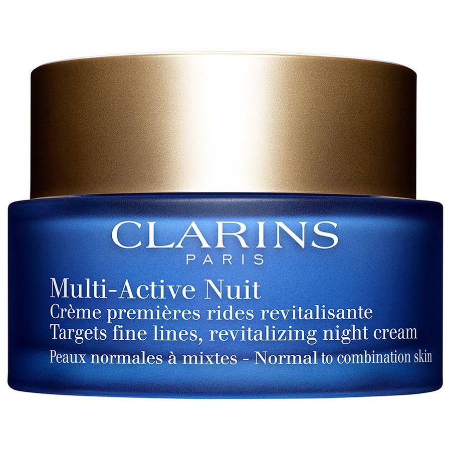 Clarins Multi Active Night Cream Light