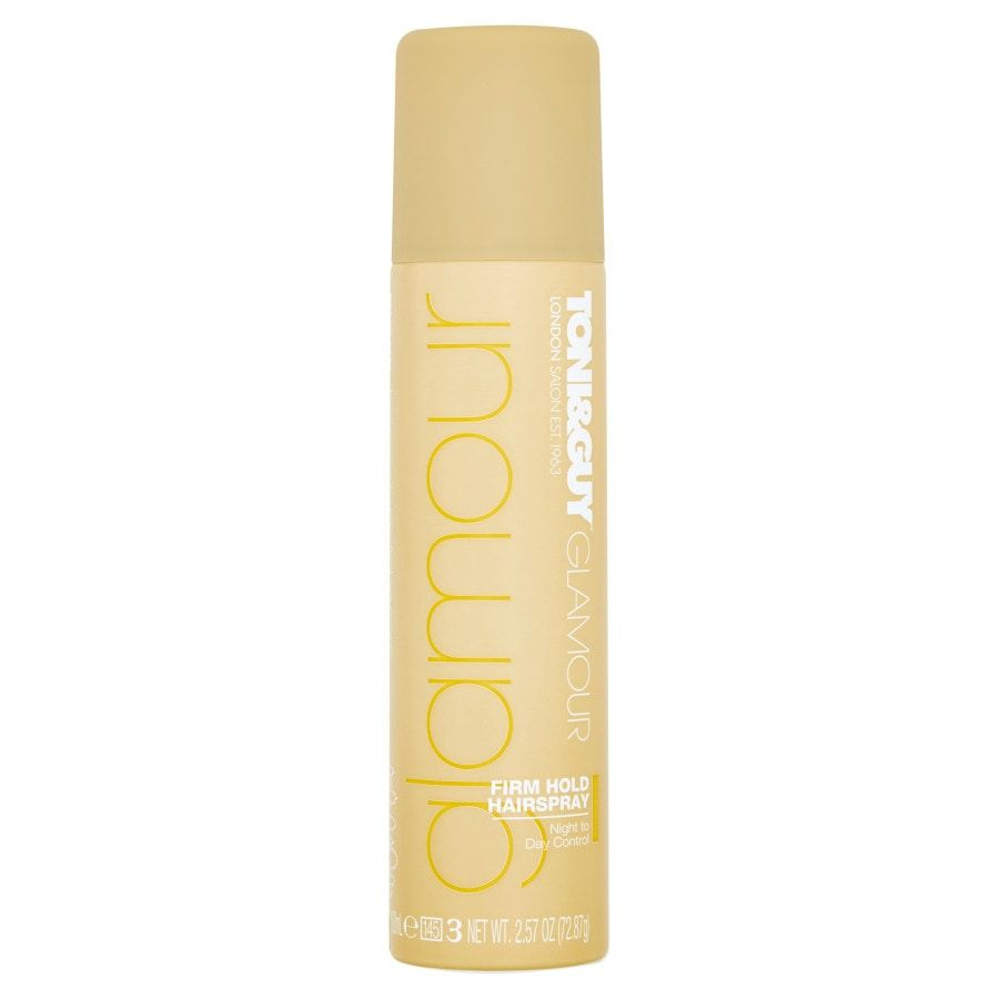 Toni & Guy Glamour Firm Hold Hair Spray