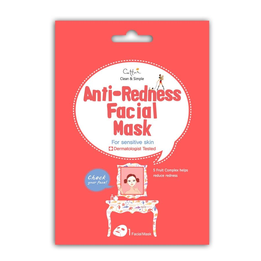 Cettua Anti-Redness Mask