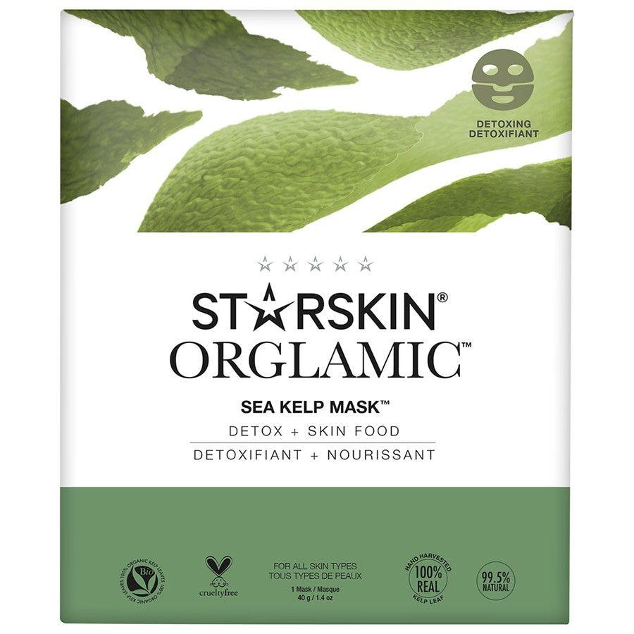 STARSKIN® Master Cleanser Sea Kelp Leaf Face Mask