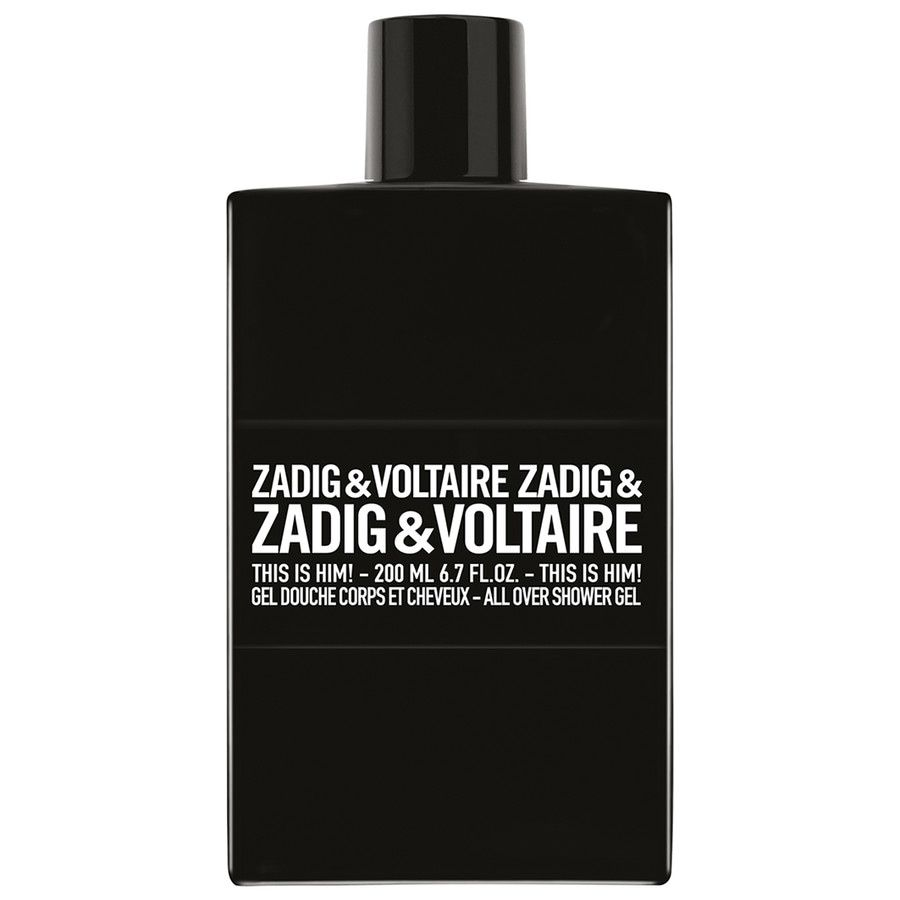Zadig & Voltaire This is Him! Shower Gel