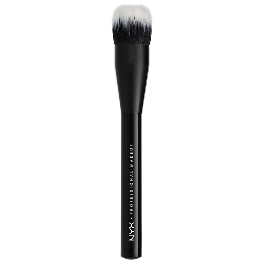 NYX Professional Makeup Pro Dual Fiber Foundation Brush