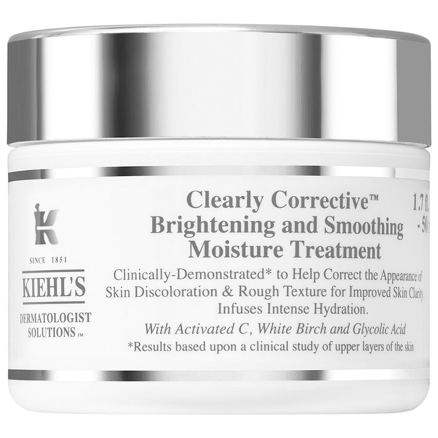 Kiehl's Dermatologist Solutions™ Clearly Corrective Brightening & Smoothing Moisture Treatment
