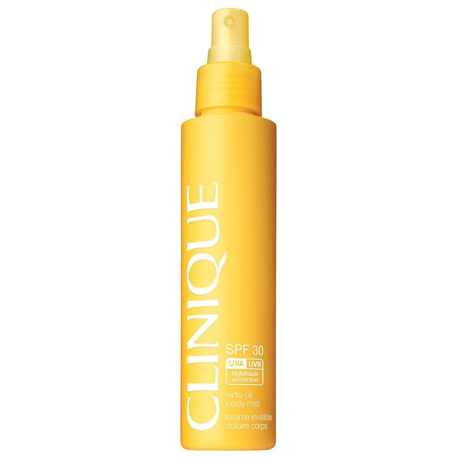 Clinique Virtu-Oil Body Mist SPF30
