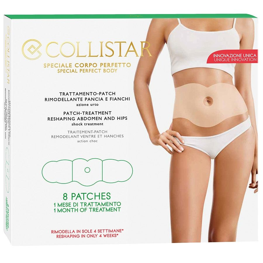 Collistar Patch-Treatment Reshaping Firming