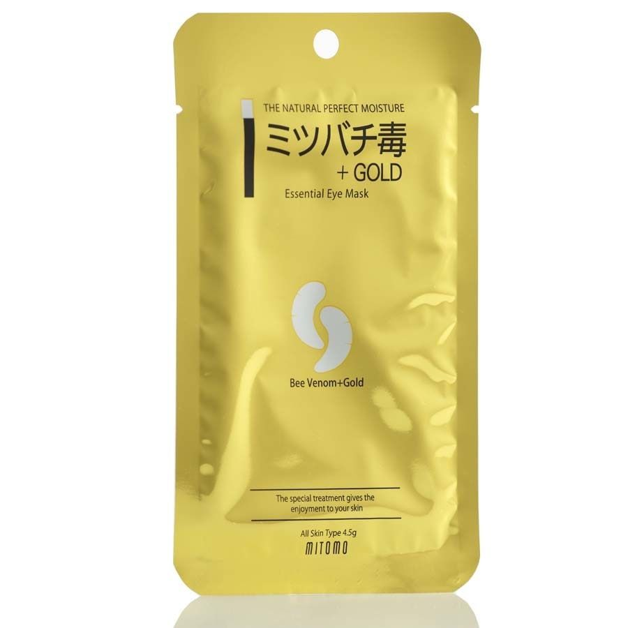 MITOMO Anti-wrinkle Eye Mask with Gold and Bee Venom