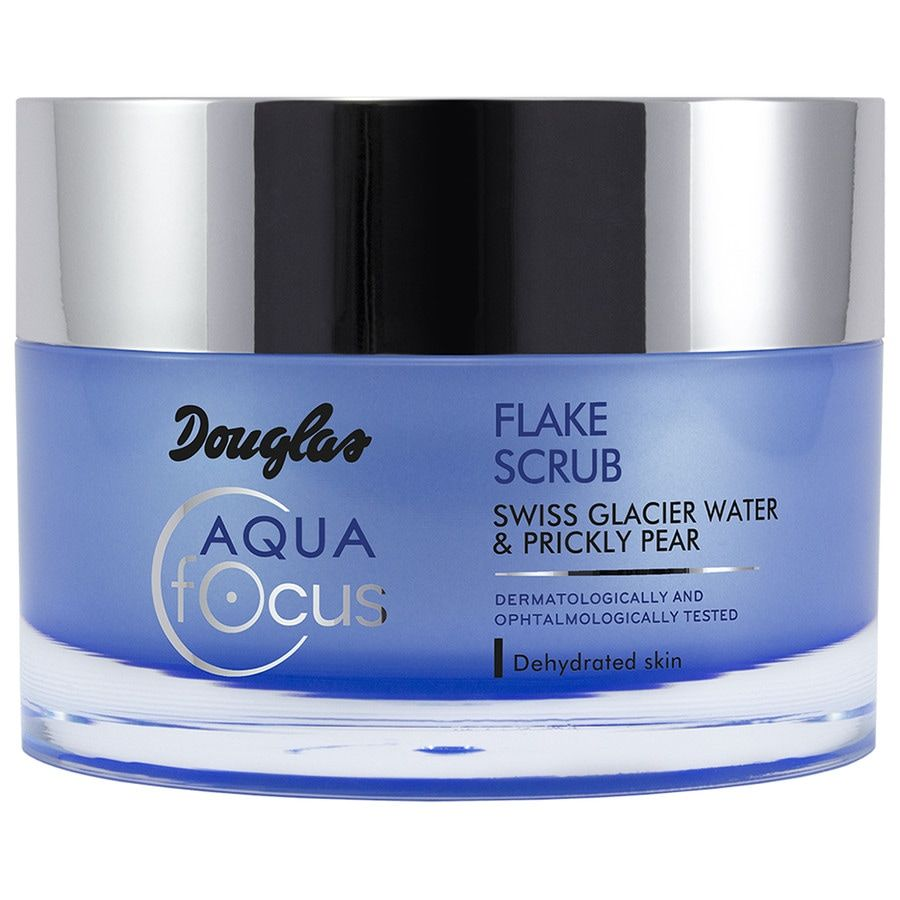 Douglas Collection Aqua Focus Flake Scrub