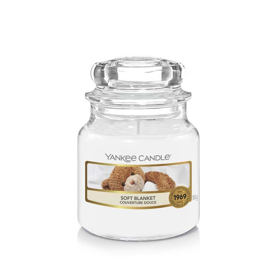Yankee Candle Soft Blanket vonná svíčka classic malý