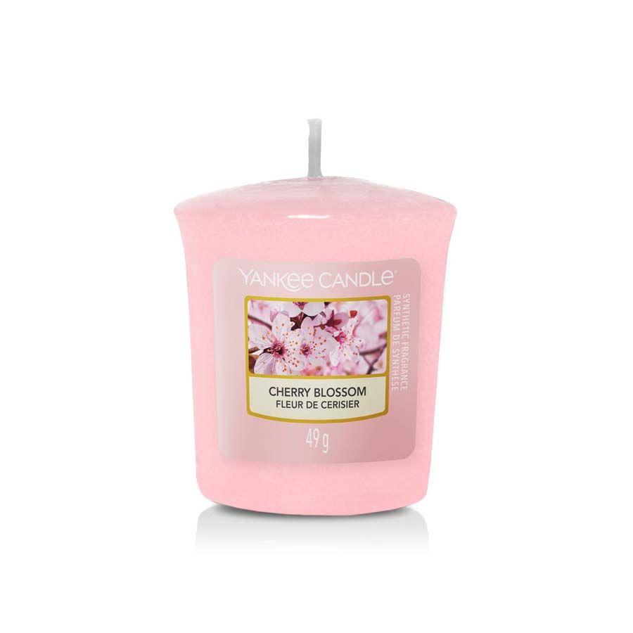 Yankee Candle Cherry Blossom vonná svíčka votivní