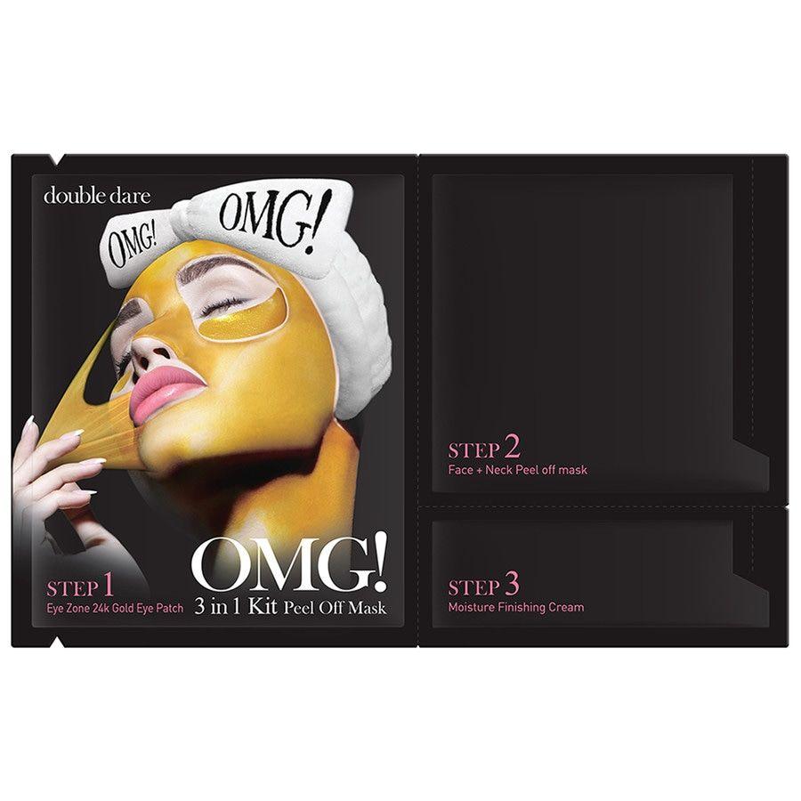OMG! 3in1 Peel Of Mask