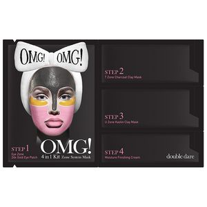 OMG! 4in1 Zone System Mask