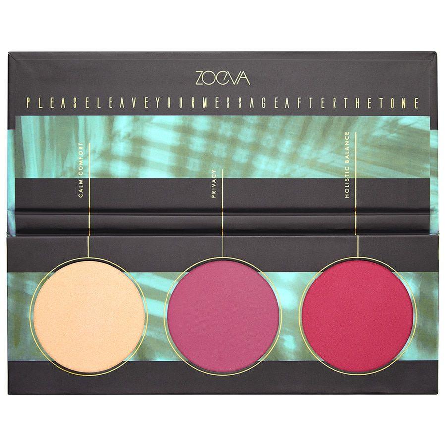 ZOEVA Offline Blush Palette