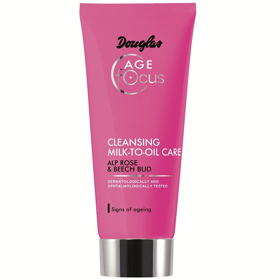 Douglas Collection Cleansing Milk-to-Oil Care