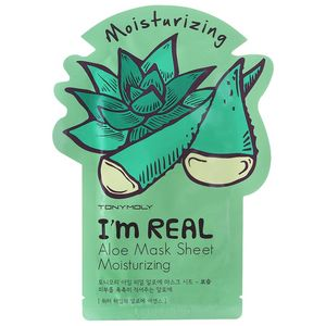 Tonymoly I'm Real Aloe Sheet Mask