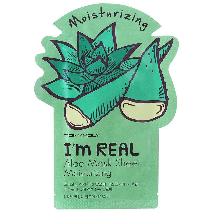 Tonymoly I'm Real Aloe Sheet Mask