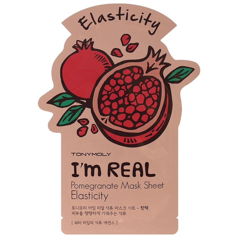 Tonymoly I'm Real Pomegranate Mask Sheet