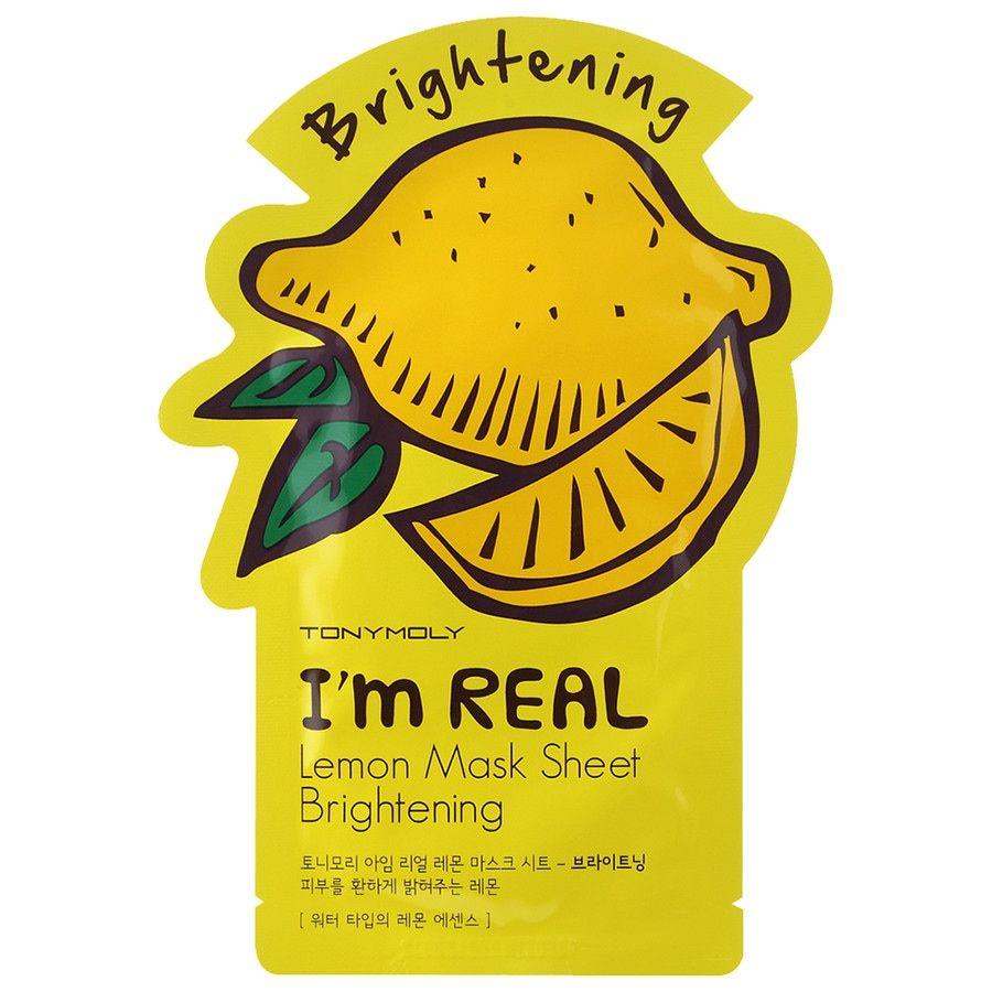 Tonymoly I'm Real Lemon Mask Sheet
