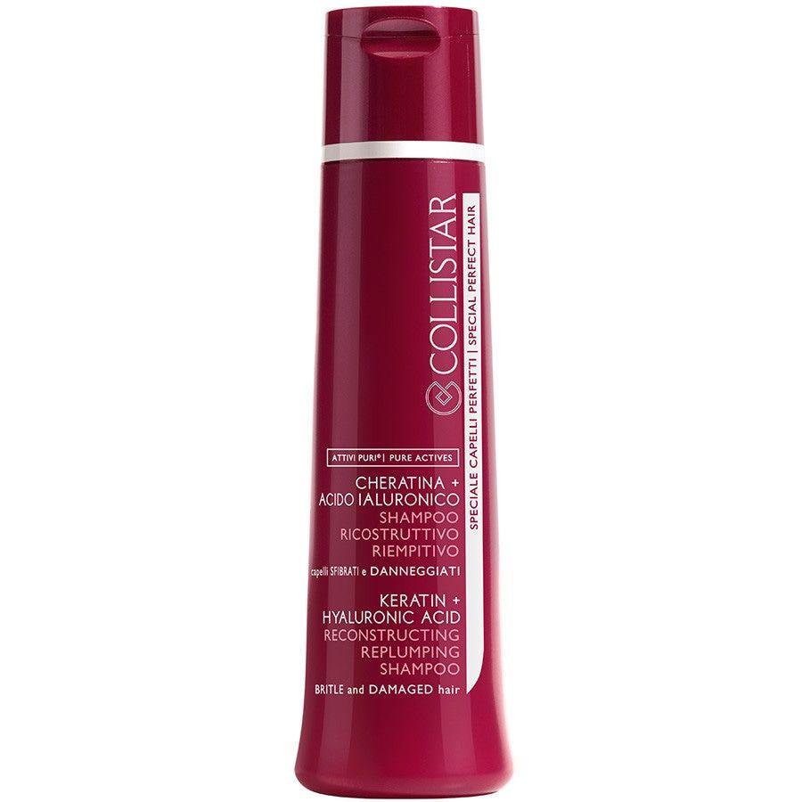 Collistar Keratin + Hyaluronic Acid Shampoo