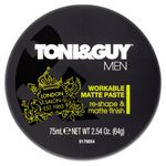 Toni & Guy Men Workable Matte Paste