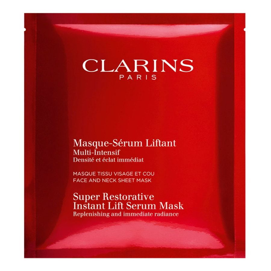 Clarins Instant Lift Serum Mask