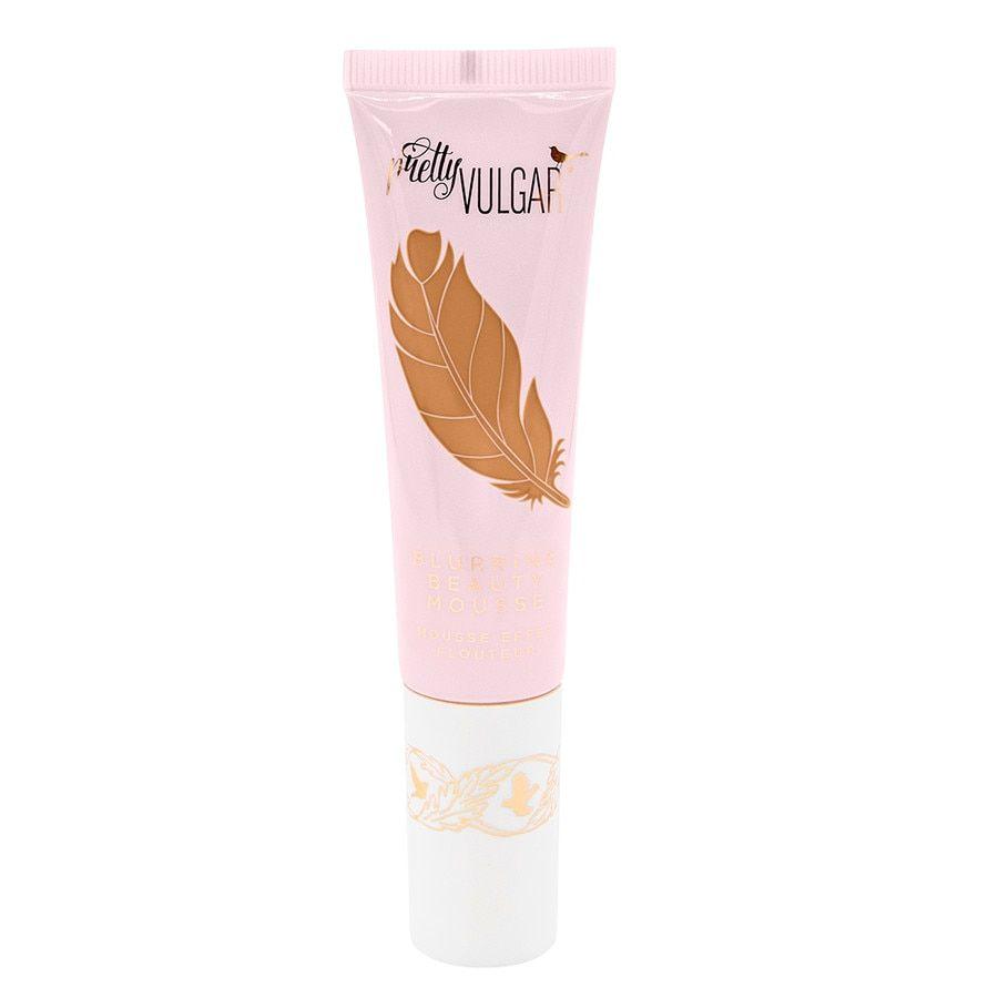 Pretty Vulgar Bird's Nest: Blurring Beauty Mousse