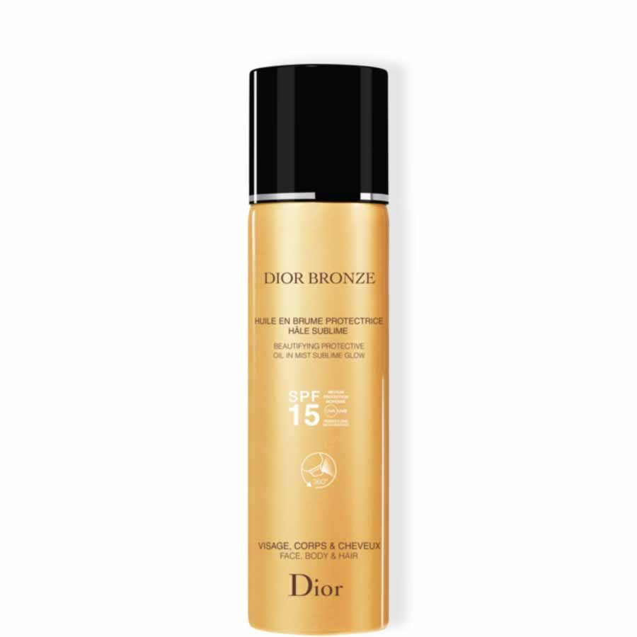 DIOR Dior Bronze Beautifying Protective Oil in Mist Sublime Glow SPF 15