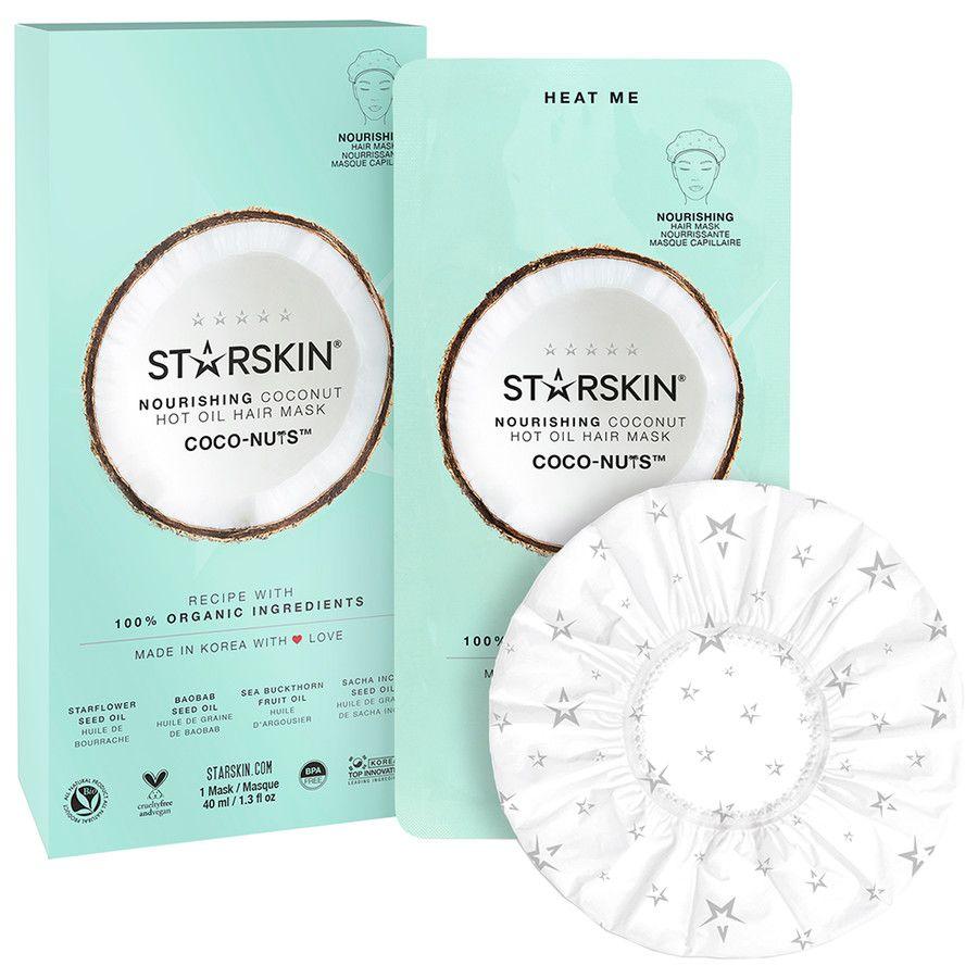 STARSKIN® Coco Nuts Nourishing Hot Oil Hair Mask