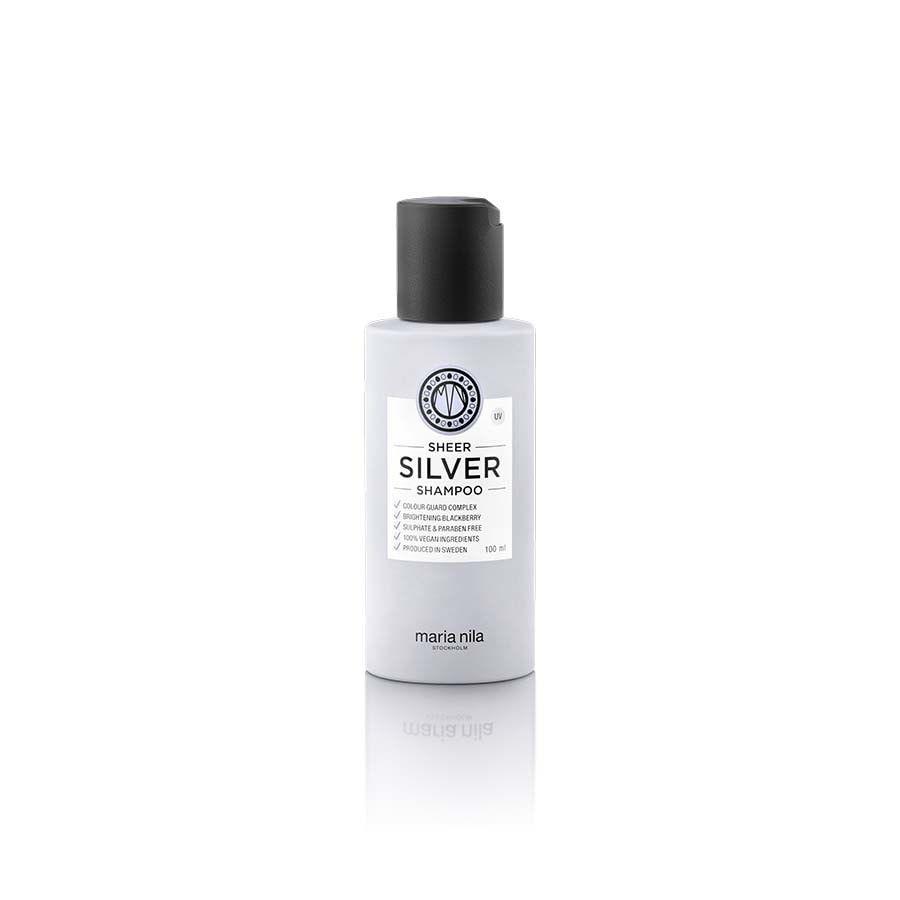Maria Nila Sheer Silver Travel Size Shampoo