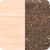 Soft Brown / Rose